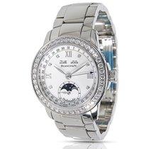 Blancpain Leman 2360-4691A-71 Ladies Watch in Diamond &...