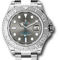 Rolex 116622 dkrh YACHT-MASTER Steel and Platinum