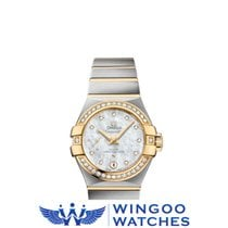 Omega - CONSTELLATION OMEGA CO-AXIAL MASTER CHRONOMETER Ref....