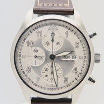 IWC Pilot Spitfire Fliegeruhr Chronograph Day Date