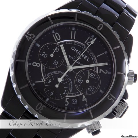 Chanel J12 Chronograph Keramik H0940