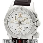 Breitling Emergency Mission Chronograph Stainless Steel...