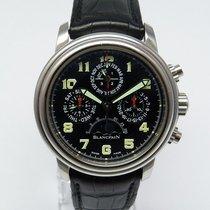 Blancpain Leman 2100 FlyBack Chronograph Ewiger Kalender 2585F