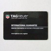 TAG Heuer Garanzia / Warranty Card