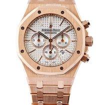 Audemars Piguet Royal Oak Cronografo 41mm In Oro Rosa 18kt...