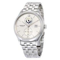 Montblanc Heritage Chronometerie Chronograph Automatic Silver...