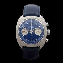 Jaquet-Droz Chronograph Vintage Valjoux 7733 Stainless Steel...