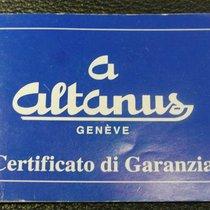 """Altanus vintage warranty booklet papers """"blue"""" 2007"""