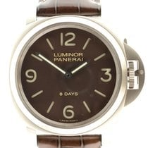 Panerai Luminor 8 Days Power Reserve Titanium Pam 562 W/ Box...