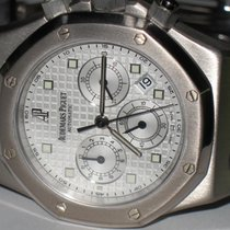 Audemars Piguet Royal Oak Chronograph 18K Solid White Gold...