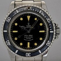 Tudor Vintage Submariner 7928 Rolex Case 200m 1967 Stainless...
