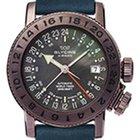 Glycine AIRMAN 18 Airplane Bronze