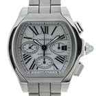 Cartier Roadster S Chronograph Steel
