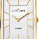 Jacques Lemans York 1-1651F Uhr Mit Keramikelementen