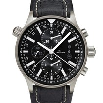 Sinn 900 PILOT CHRONOGRAPH - 100 % NEW - FREE SHIPPING