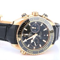 Omega Seamaster Planet Ocean Chrono Ceragold Automatic