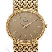 Piaget Full 18K Gold Ladies Watch