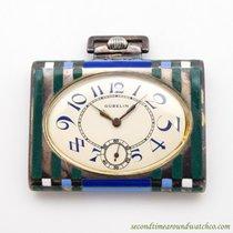Gübelin Travel Clock circa 1930s