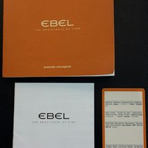 Ebel Chronograph instructions and warranty card