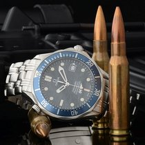 Omega Seamaster James Bond Limited Edition 40 years