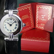 Cartier Must De Quartz Ladies Gift Watch With Box & Papers