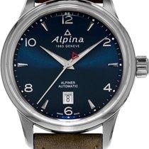 Alpina Geneve Alpiner Automatic AL-525N4E6 Herren Automatikuhr...