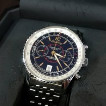 Breitling MontBrillant Edition Ltd Ed Manual Chronograph A48330