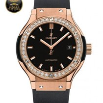 Hublot - CLASSIC FUSION - KING GOLD DIAMONDS