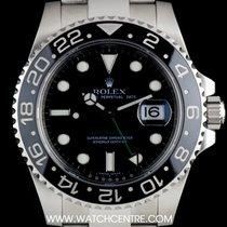 ロレックス (Rolex) Stainless Steel O/P Ceramic Bezel GMT-Master II...