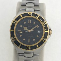 Omega Seamster Professional 200m 396.1042 18K/SS  S/N:506838
