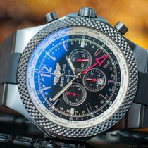 Breitling For Bentley GMT Midnight Carbon LTD