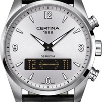 Certina DS Multi-8 C020.419.16.037.00 Herrenchronograph Mit...