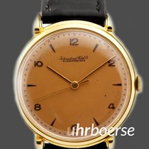 IWC Vintage Armbanduhr Gold ca.1951