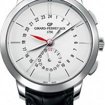 Girard Perregaux 1966 Dual Time