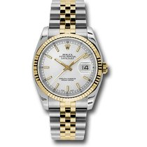 Rolex Datejust 36mm - Steel and Gold Datejust 36mm - Steel and...