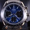 Omega Speedmaster Racing Steel on Steel Blue 326.30.40.50.03.001