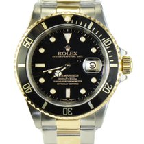 Rolex Submariner/2-Tone/Date REF:16613