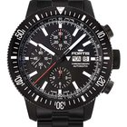 Fortis MONOLITH CHRONOGRAPH - 100 % NEW - FREE SHIPPING