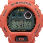 Casio G-shock Gundam Char Aznables Zaku Ll Watch Dw-6900fs...