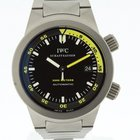 IWC Aquatimer Automatic Titanium Watch Ref. 3538 Box &...
