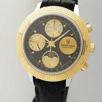 Universal Genève Vollkalender Mondphase Chronograph