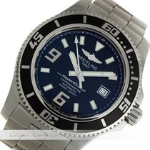 Breitling Superocean 44mm Chronometer Stahl A17391-018