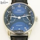 IWC Portuguese 7 days power reserve
