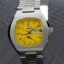 Rado Sapphire Gazelle Mens Swiss Vintage Day Date Automatic...