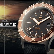 Glycine COMBAT SUB SPECIALS GOLDEN EYE BLACK CANVAS HIGH-TEC