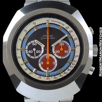 Omega Vintage Seamaster Anakin Skywalker Steel Chronograph