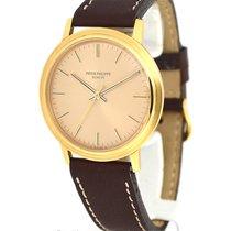 Patek Philippe Vintage 3569 18K Yellow Gold Mens Wrist Watch...
