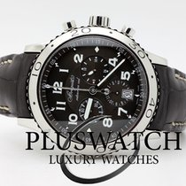 Breguet Type XXI Flyback Chronograph 42mm Automatic 2005 3066