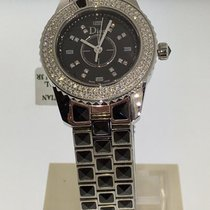 Dior Christal Diamond 2 Row Bezel
