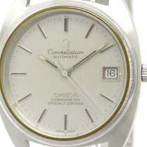Omega Vintage Omega Constellation Date Cal 1011 Automatic Mens...